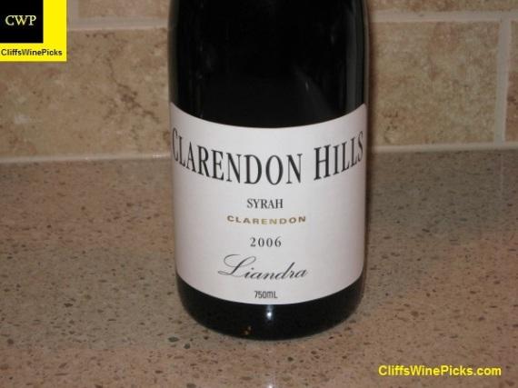 2006 Clarendon Hills Syrah Liandra