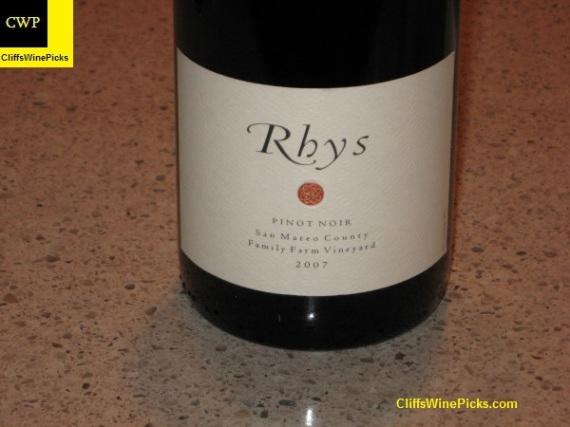 2007 Rhys Pinot Noir Family Farm Vineyard