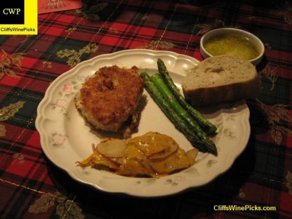 Dinner - chops