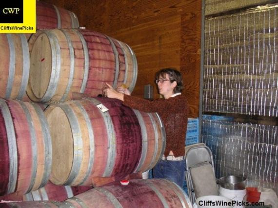 VA Barrel Tasting