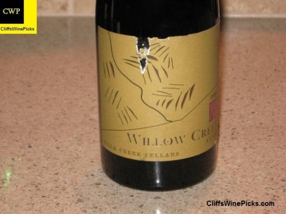 2006 Villa Creek Willow Creek Cuvee