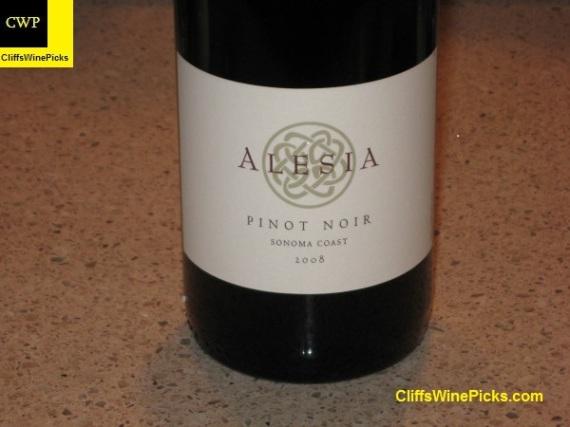 2008 Rhys Alesia Pinot Noir Sonoma Coast