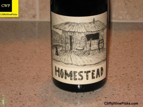 2009 Big Basin Vineyards Homestead