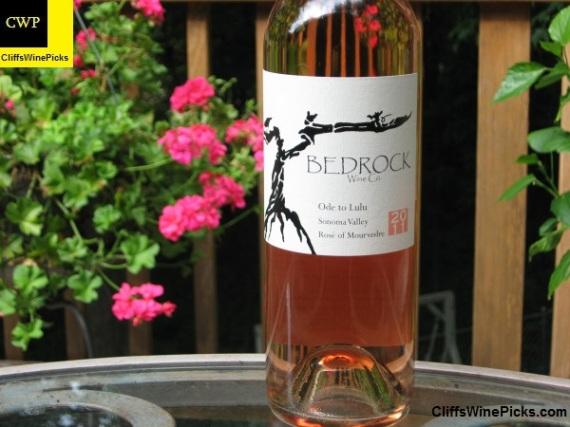 Bedrock Rose