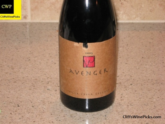 2005 Villa Creek Avenger