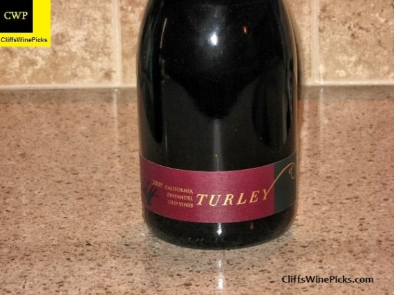 2009 Turley Zinfandel Old Vines