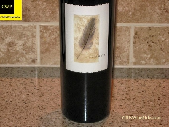 2007 Long Shadows Wineries Cabernet Sauvignon Feather