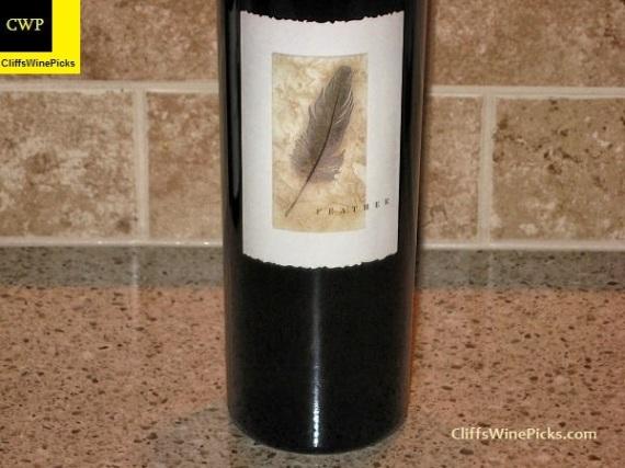 2007 Long Shadows Wineries Cabernet Sauvignon Feather