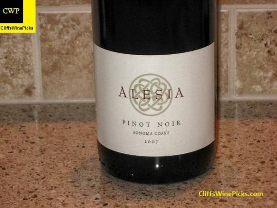2007 Rhys Alesia Pinot Noir Sonoma Coast