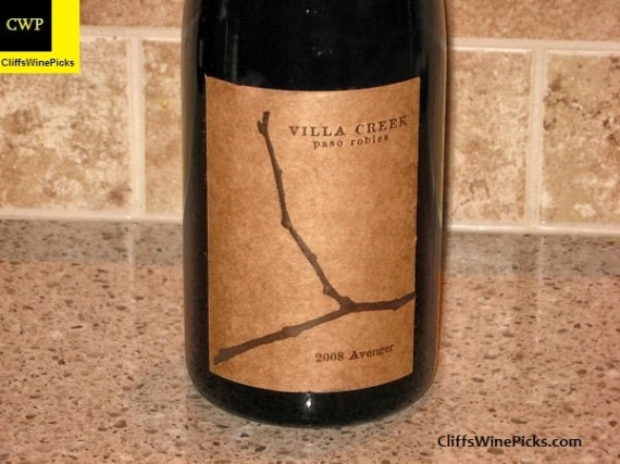 2008 Villa Creek Avenger