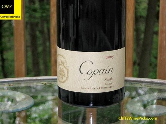 2005 Copain Syrah Garys Vineyard