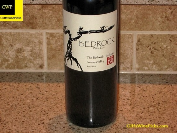 2009 Bedrock Wine Co The Bedrock Heirloom