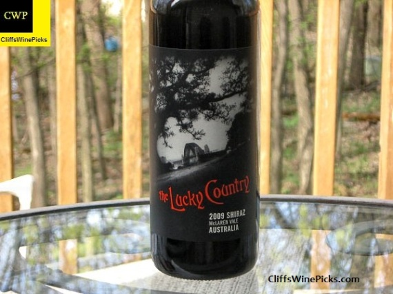 2009 The Lucky Country Shiraz