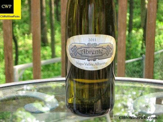 2011 Bedrock Wine Co. Albarino Abrente