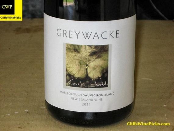 2011 Greywacke Sauvignon Blanc