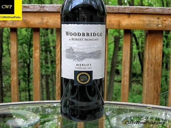 2011 Woodbridge Merlot