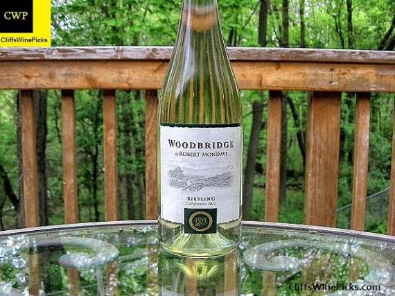 2011 Woodbridge Riesling
