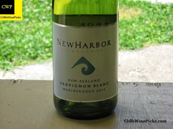 2012 New Harbor Sauvignon Blanc