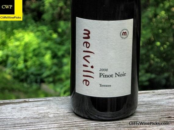2008 Melville Pinot Noir Terraces
