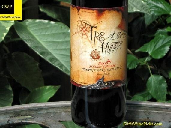 2008 Treasure Hunter Wines Helen's Helm