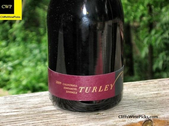 2009 Turley Zinfandel Juvenile