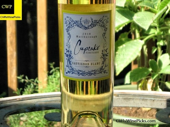 2010 Cupcake Vineyards Sauvignon Blanc