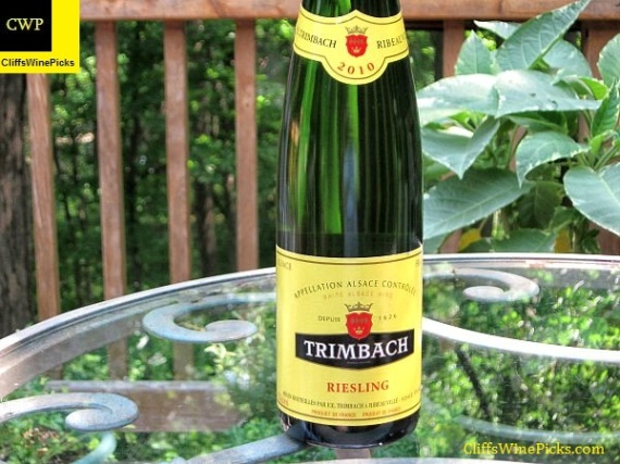 2010 Trimbach Riesling