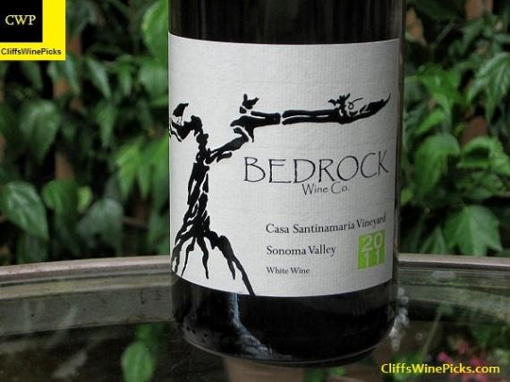 2011 Bedrock Wine Co. Casa Santinamaria