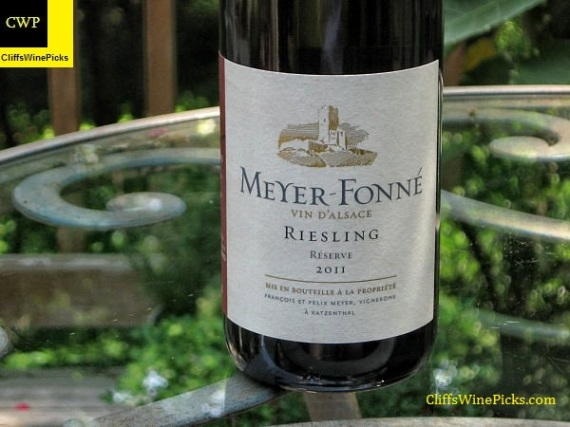 2011 Meyer-Fonne Riesling Reserve