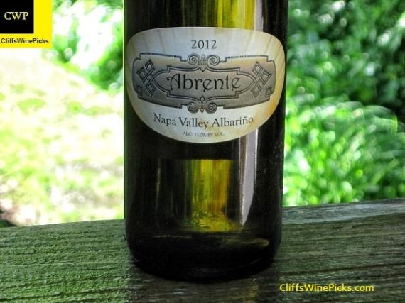 2012 Bedrock Wine Co. Albarino Abrente