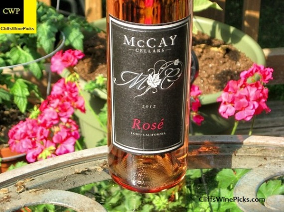 2012 McCay Cellars Rose