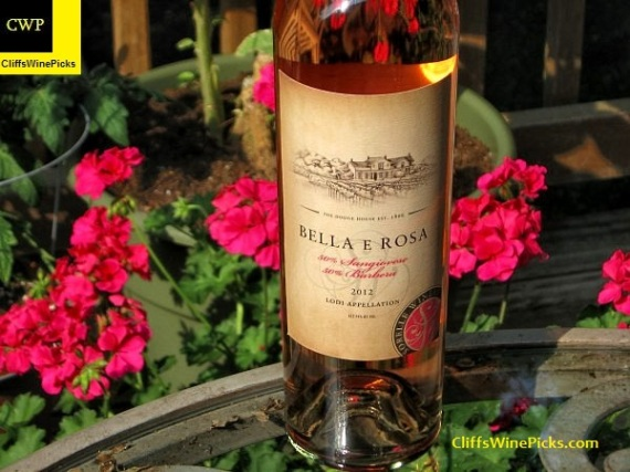2012 Sorelle Winery Bella e Rosa