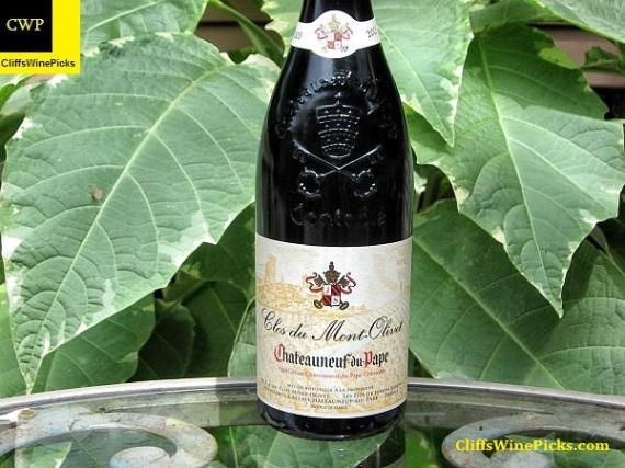 2005 Clos du Mont-Olivet Chateauneuf-du-Pape