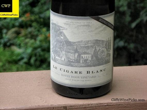 2007 Bonny Doon Vineyard Le Cigare Blanc