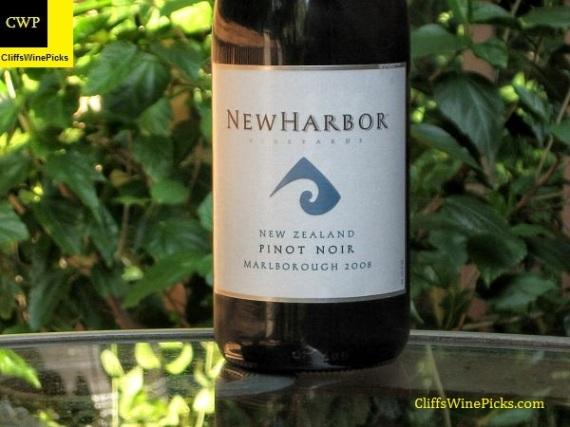2008 New Harbor Pinot Noir