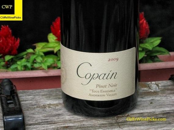 2009 Copain Pinot Noir Tous Ensemble