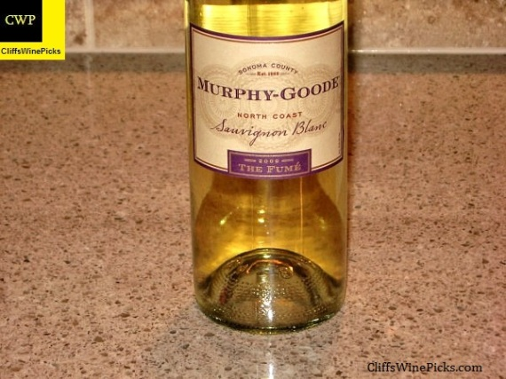 2009 Murphy-Goode Sauvignon Blanc The Fume