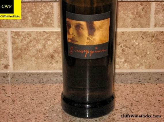 2010 Jacuzzi Family Vineyard Chardonnay Giuseppina 2