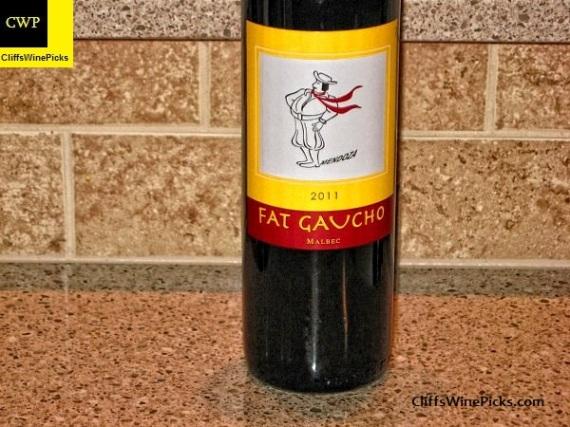 2011 Fat Gaucho Malbec small