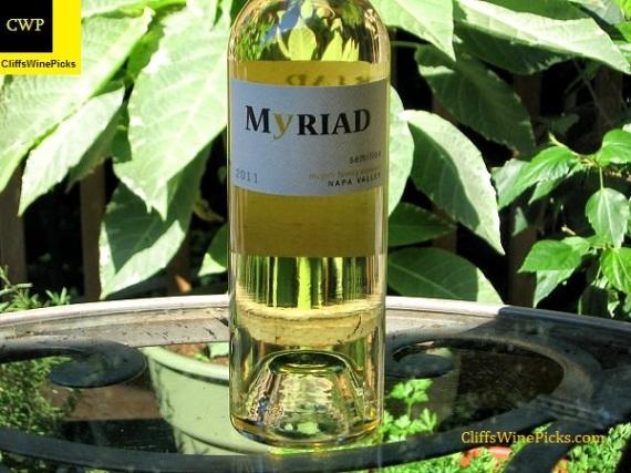 2011 Myriad Cellars Semillon McGah Family Vineyard