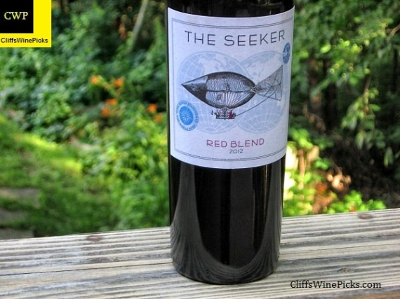 Seeker Chilean Red Blend