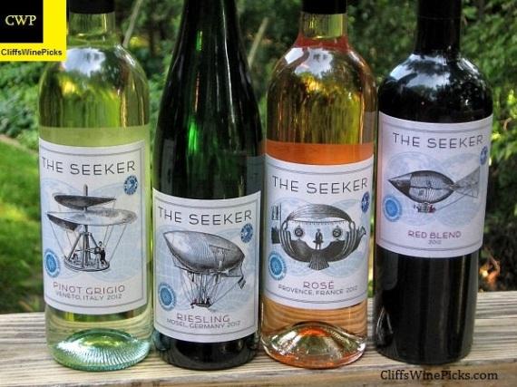 The Seeker lineup