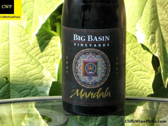 2007 Big Basin Vineyards Mandala