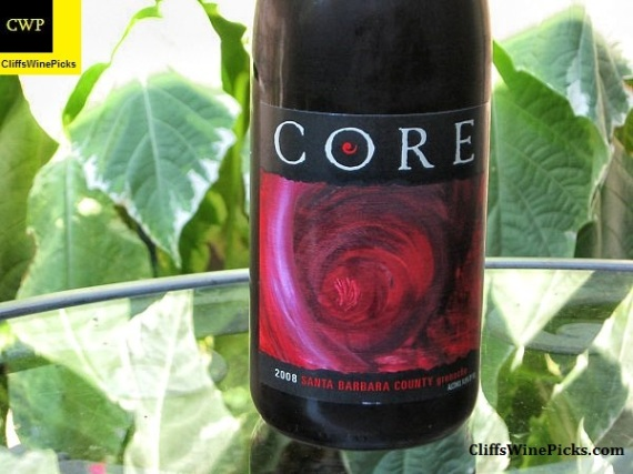 2008 Core Grenache Santa Barbara County
