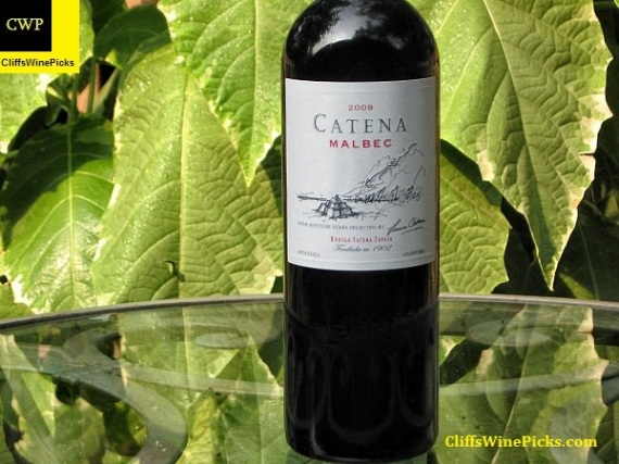 2009 Bodega Catena Zapata Malbec