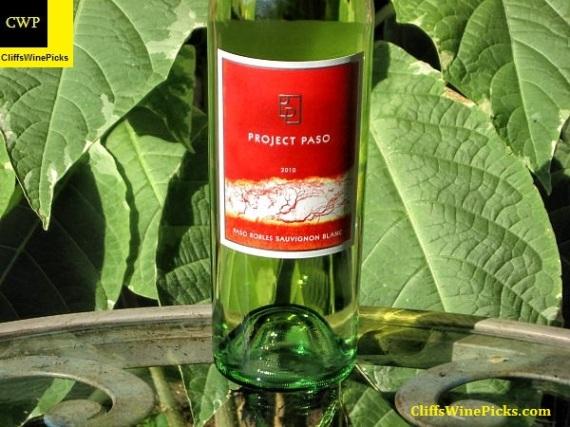 2010 Don Sebastiani & Sons Sauvignon Blanc Project Paso