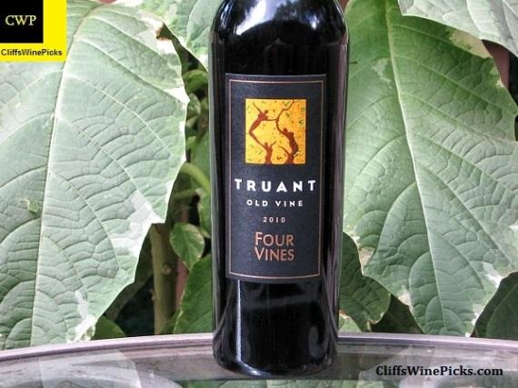 2010 Four Vines Truant Old Vine