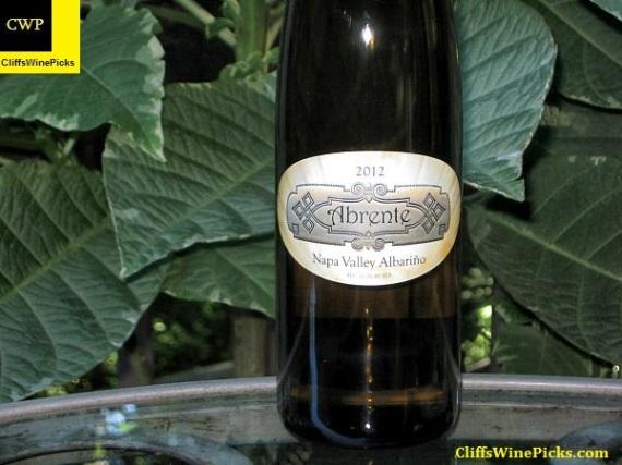 2012 Bedrock Wine Co Albarino Abrente