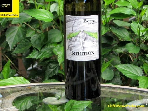 2012 Borra Intuition White