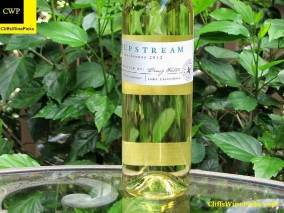 2012 Upstream Winery Chardonnay